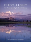 First Light Notecards: Five Photographers Explore Yosemite's Beauty [With Envelope] Cover Image