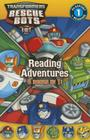 Transformers Rescue Bots: Reading Adventures (Passport to Reading Level 1) Cover Image