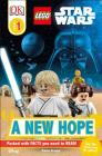 DK Readers L1: LEGO Star Wars: A New Hope (DK Readers Level 1) Cover Image