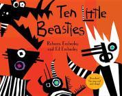Ten Little Beasties Cover Image