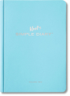 Keel's Simple Diary, Volume Two (Light Blue): The Ladybug Edition Cover Image