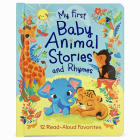 My First Baby Animal Stories Cover Image