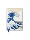 Katsushika Hokusai - Great Wave Pocket Diary 2021 Cover Image