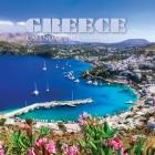 Greece Calendar 2021: 16 Month Calendar Cover Image