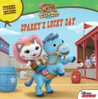 Sheriff Callie's Wild West Sparky's Lucky Day Cover Image