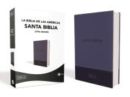 Lbla, Santa Biblia, Letra Grande Tamaño Manual, Leathersoft Cover Image