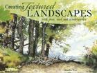 Creating Textured Landscapes with Pen, Ink & Watercolor Cover Image
