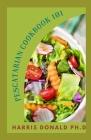Pescatarian Cookbook 101: Bеnеfіtѕ Of Naturally Nutrіtіоuѕ Dіеt Cover Image