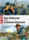 Union Infantryman vs Confederate Infantryman: Eastern Theater 1861–65 (Combat) Cover Image