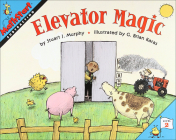 Elevator Magic (Mathstart: Level 2 (Prebound)) Cover Image