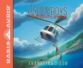 Bound for Danger (Library Edition) (Hardy Boys Adventures #13) Cover Image