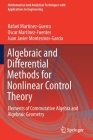 Algebraic and Differential Methods for Nonlinear Control Theory: Elements of Commutative Algebra and Algebraic Geometry (Mathematical and Analytical Techniques with Applications to) Cover Image