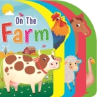 On The Farm: Shaped Board Book Cover Image
