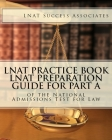 LNAT Practice Book: LNAT Preparation Guide for Part A of the National Admissions Test for Law Cover Image