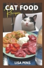 Cat Food Recipes Cover Image