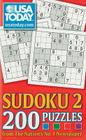 USA TODAY Sudoku 2: 200 Puzzles from The Nation's No. 1 Newspaper (USA Today Puzzles #16) Cover Image