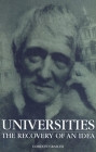 Universities: The Recovery of an Idea (Societas) Cover Image