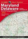 Delorme Maryland/Delaware Atlas & Gazetteer Cover Image