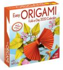 Easy Origami 2020 Fold-a-Day Calendar Cover Image