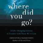 Where Did You Go?: A Life-Changing Journey to Connect with Those We've Lost Cover Image