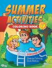 Summer Activities Coloring Book: Seasons Coloring Book Edition Cover Image