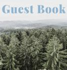 Guest Book (Hardcover): Guest Book, Air BNB Book, Visitors Book, Holiday Home, Comments Book, Holiday Cottage, Rental, Vacation Guest Book, Gu Cover Image