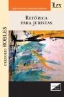 Retórica Para Juristas Cover Image