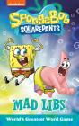 SpongeBob SquarePants Mad Libs Cover Image