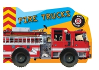 Zippy Wheels: Fire Trucks Cover Image