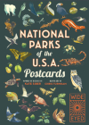National Parks of the USA Postcards Cover Image