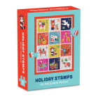 Holiday Stamps Mini Puzzle Cover Image
