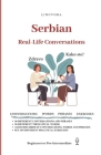 Serbian: Real-Life Conversations for Beginners Cover Image
