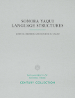 Sonora Yaqui Language Structures (Century Collection) Cover Image