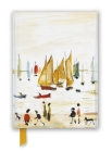 L.S. Lowry: Yachts, 1959 (Foiled Journal) (Flame Tree Notebooks) Cover Image