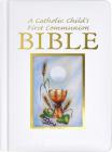 Catholic Childs 1st Communion Bible-NRSV Cover Image