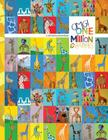 One Million Giraffes Coloring Book Cover Image