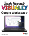 Teach Yourself Visually Google Workspace Cover Image