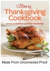 Fine Cooking Thanksgiving Cookbook: Recipes for Turkey and All the Trimmings Cover Image
