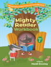 Mighty Reader Workbook, Grade 2: 2nd Grade Reading and Skills Practice with Favorite Bible Stories Cover Image