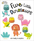 Petite Boutique Five Little Dinosaurs Cover Image