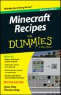 Minecraft Recipes for Dummies Cover Image