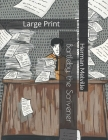 Bartleby, the Scrivener: Large Print Cover Image