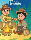 Livre de coloriage Scoutisme 1 Cover Image
