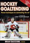 Hockey Goaltending [With DVD] Cover Image