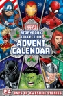 Marvel: Storybook Collection Advent Calendar 2021 Cover Image