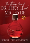 The Strange Case of Dr. Jekyll and Mr. Hyde (Annotated, Large Print) Cover Image