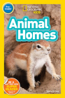 National Geographic Kids Readers: Animal Homes (Pre-reader) Cover Image