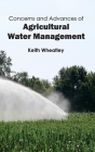 Concerns and Advances of Agricultural Water Management Cover Image