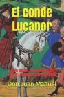 El conde Lucanor: Libro de los enxiemplos del Conde Lucanor et de Patronio. Cover Image