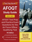 AFOQT Study Guide 2020-2021: AFOQT Test Prep and Practice Exam Questions for the Air Force Officer Qualifying Test [7th Edition] Cover Image